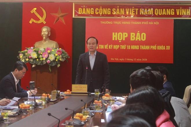 Hà Nội sẽ bầu tân Chủ tịch HĐND TP và 5 Phó Chủ tịch UBND TP ảnh 1