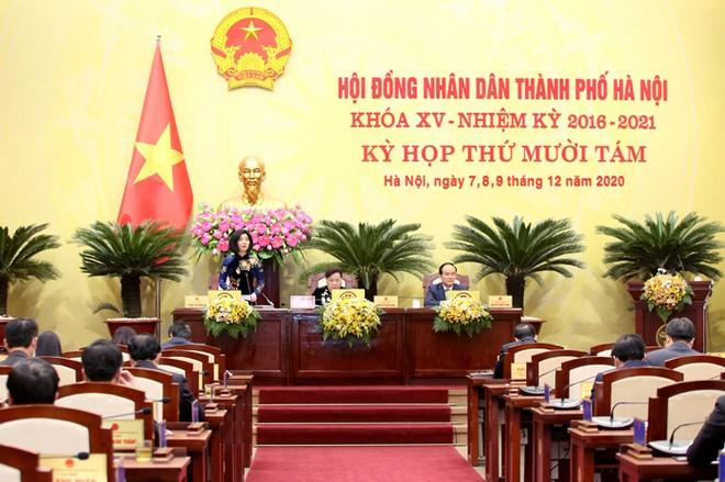 Năm 2021, Hà Nội đặt mục tiêu GRDP bình quân đầu người 135 triệu đồng ảnh 1