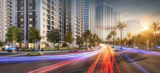 Sở hữu căn hộ cao cấp trong đại đô thị thông minh chỉ từ 950 triệu đồng ảnh 1