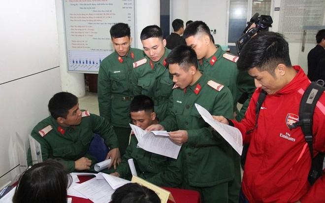 Hà Nội: Sắp tổ chức phiên giao dịch việc làm cho bộ đội xuất ngũ ảnh 1