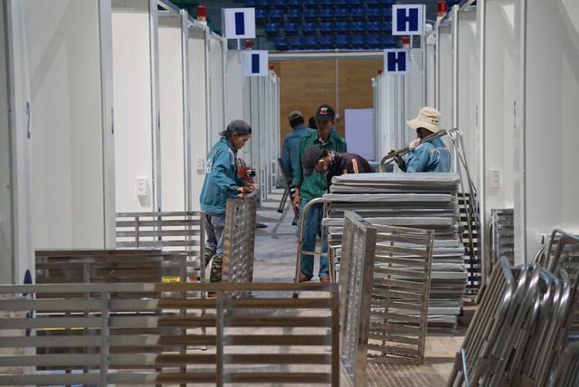 Hôm nay, khởi công Bệnh viện dã chiến thứ ba tại Hải Dương ảnh 1