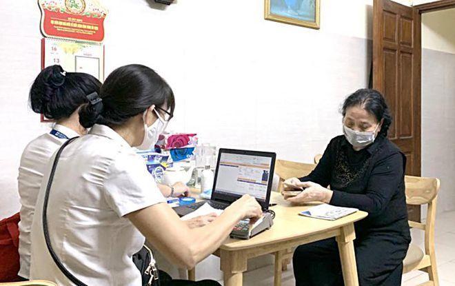 Hà Nội: Dự kiến chi gộp lương hưu tháng 3 và 4 từ ngày 4-3 tới ảnh 1