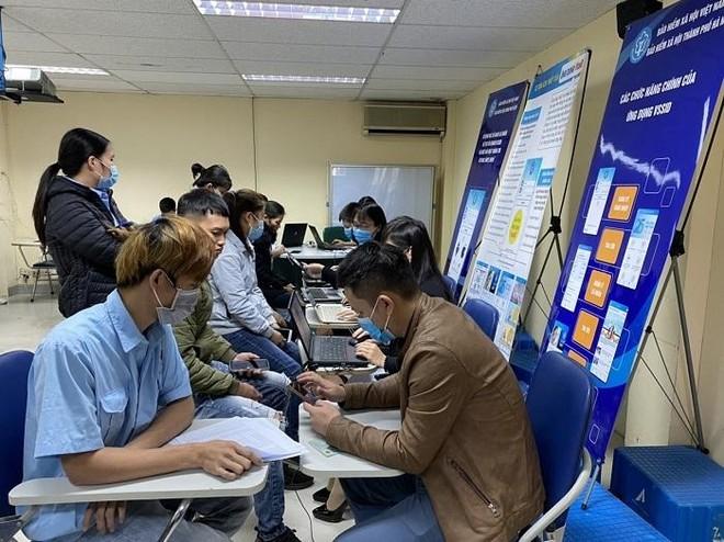 Hà Nội: 100% công chức, viên chức cài đặt ứng dụng VssID trước 31-3 ảnh 1