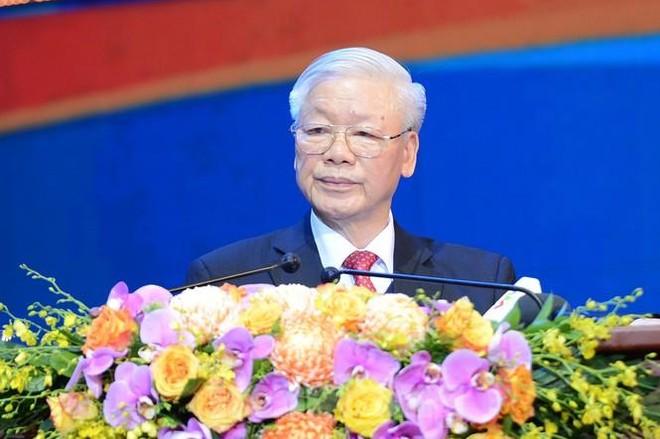 Tổng Bí thư, Chủ tịch nước Nguyễn Phú Trọng: Thanh niên có mạnh thì dân tộc mới mạnh ảnh 1