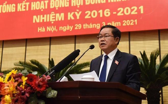 HĐND TP Hà Nội: Thể hiện rõ vai trò cơ quan quyền lực nhà nước ở địa phương ảnh 1