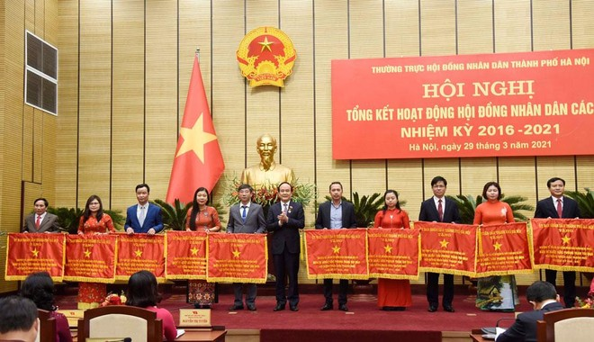 HĐND TP Hà Nội: Thể hiện rõ vai trò cơ quan quyền lực nhà nước ở địa phương ảnh 2