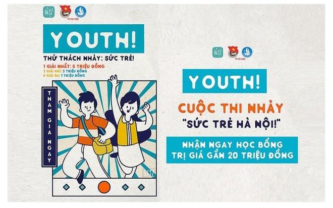 """Phát động cuộc thi nhảy """"Youth of Hanoi - Sức trẻ Hà Nội"""" ảnh 1"""