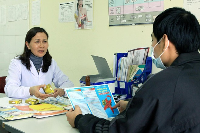 Hướng dẫn thanh, quyết toán chi phí thuốc kháng HIV từ quỹ Bảo hiểm y tế ảnh 1