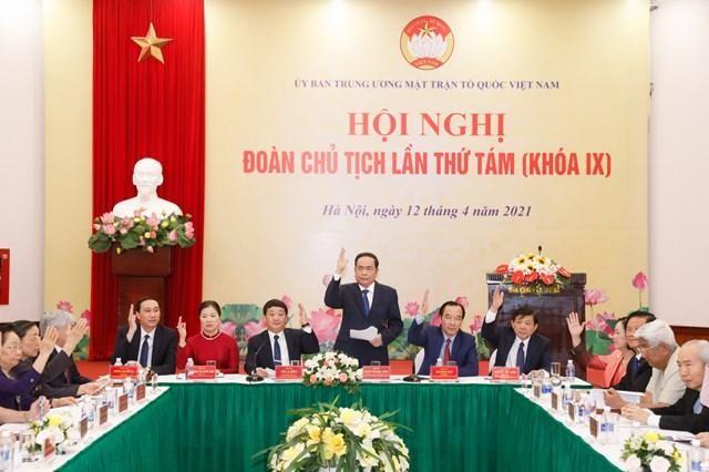 Ông Đỗ Văn Chiến giữ chức Chủ tịch Ủy ban Trung ương MTTQ Việt Nam ảnh 1