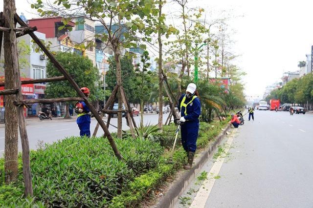 Hà Nội lên kế hoạch xây dựng, chỉnh trang các tuyến đường, phố giai đoạn 2021-2025 ảnh 1