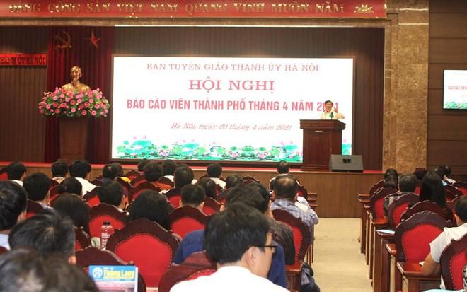 Giới thiệu nhiều điểm mới trong bầu cử đại biểu Quốc hội khóa XV và đại biểu HĐND các cấp ảnh 1