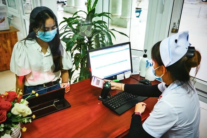Đề xuất dùng thẻ bảo hiểm y tế trên ứng dụng VssID để khám chữa bệnh từ 1-6 ảnh 1