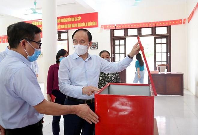 Chủ tịch HĐND TP Hà Nội: Chú trọng giải quyết các đơn thư liên quan đến công tác bầu cử ảnh 1