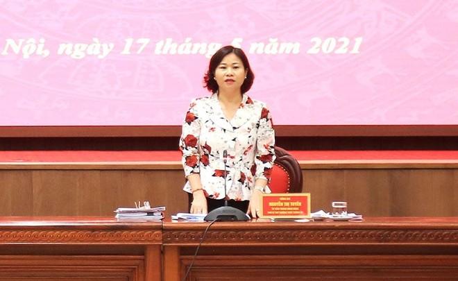 Hà Nội: Toàn bộ ứng cử viên đã hoàn thành tiếp xúc cử tri, vận động bầu cử ảnh 1