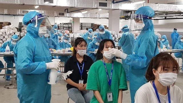 Thủ tướng chỉ đạo khẩn về phòng chống dịch Covid-19 tại hơn 300 khu công nghiệp ảnh 1