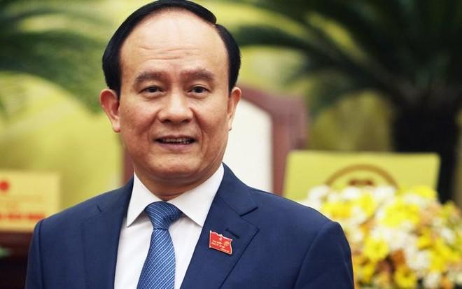 Chủ tịch Ủy ban Bầu cử TP Hà Nội kêu gọi cử tri hăng hái đi bỏ phiếu, thực hiện nghiêm 5K ảnh 1