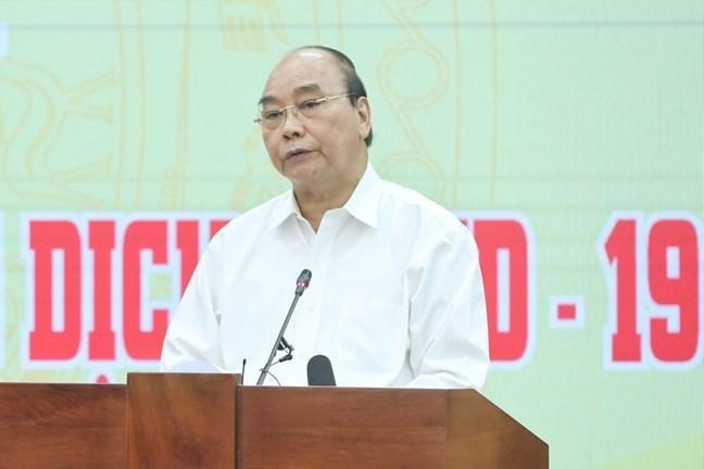Chủ tịch nước Nguyễn Xuân Phúc kêu gọi toàn dân chung tay chống dịch Covid-19 ảnh 1