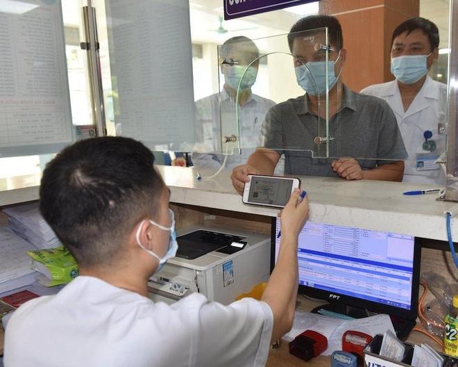 Dùng ảnh thẻ bảo hiểm y tế trên ứng dụng VssID để khám chữa bệnh nhận được phản hồi tích cực ảnh 1