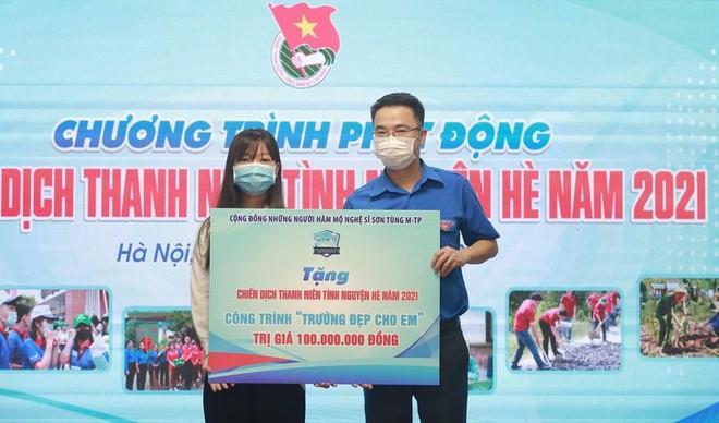 Trung ương Đoàn phát động chiến dịch thanh niên tình nguyện hè 2021 ảnh 1