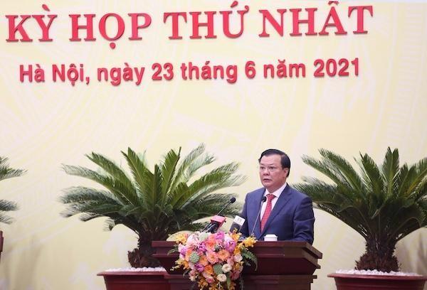 Bí thư Thành uỷ Hà Nội: Quy trình giới thiệu lãnh đạo chủ chốt đảm bảo nghiêm túc, thận trọng ảnh 1