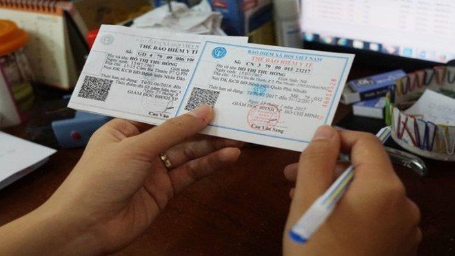 Đề xuất sử dụng căn cước công dân có gắn chíp thay thẻ bảo hiểm y tế khi khám chữa bệnh ảnh 1