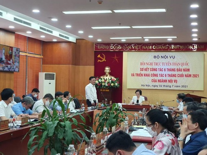 Trình Bộ Chính trị thông qua Đề án cơ cấu Chính phủ nhiệm kỳ 2021-2026 ảnh 1