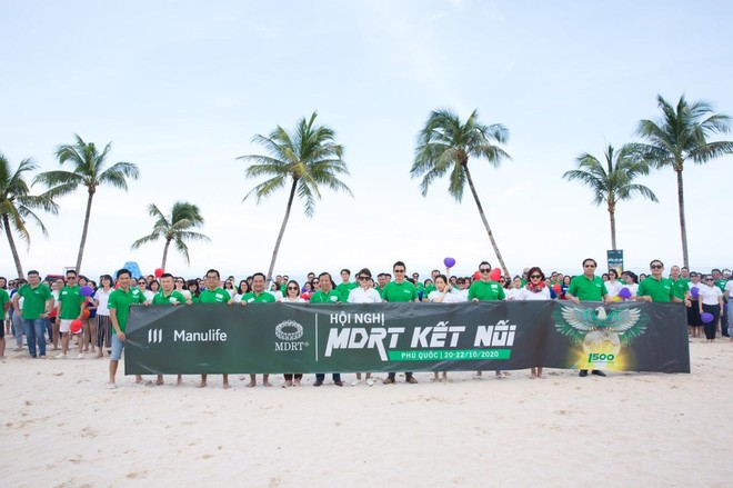 Manulife dẫn đầu bảng xếp hạng Bàn tròn Triệu đô tại Việt Nam ảnh 1