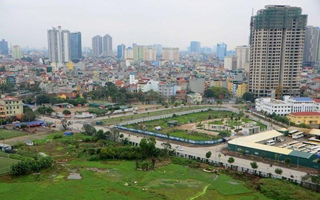 Hà Nội: Hàng trăm dự án chậm triển khai, vi phạm Luật Đất đai ảnh 1