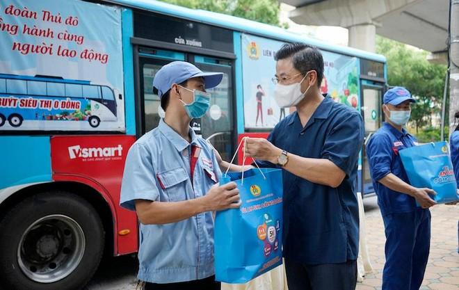 Hà Nội: Hơn 79.000 đoàn viên, người lao động được hỗ trợ khẩn cấp ảnh 1