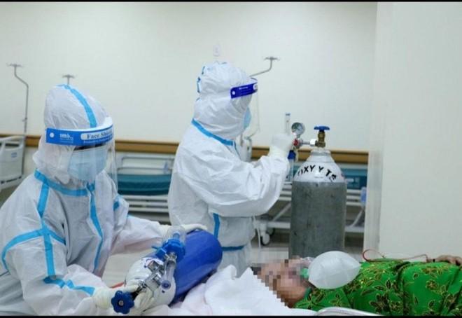 Cảm kích đội ngũ y, bác sỹ của Bệnh viện dã chiến thu dung điều trị Covid số 2 TPHCM ảnh 1