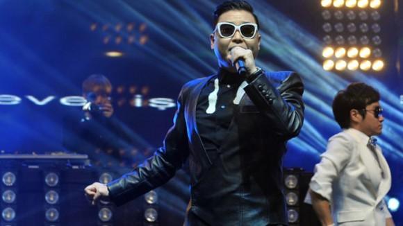 Psy tiếp nối phiên bản Gangnam Style, gửi tới khán giả xứ Kim chi ảnh 1