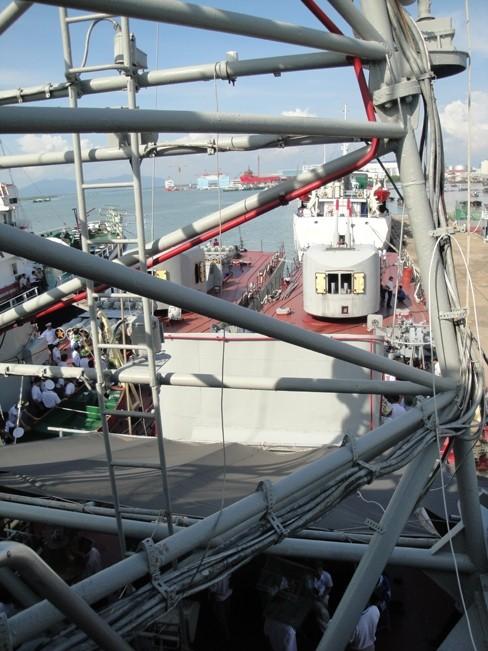 Tàu chiến săn ngầm Việt Nam: 50 năm vẫn uy lực biển Đông ảnh 14