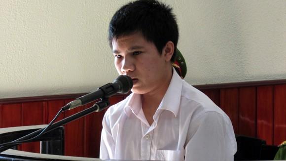 Một học sinh lĩnh án 10 năm tù về tội giết người ảnh 1