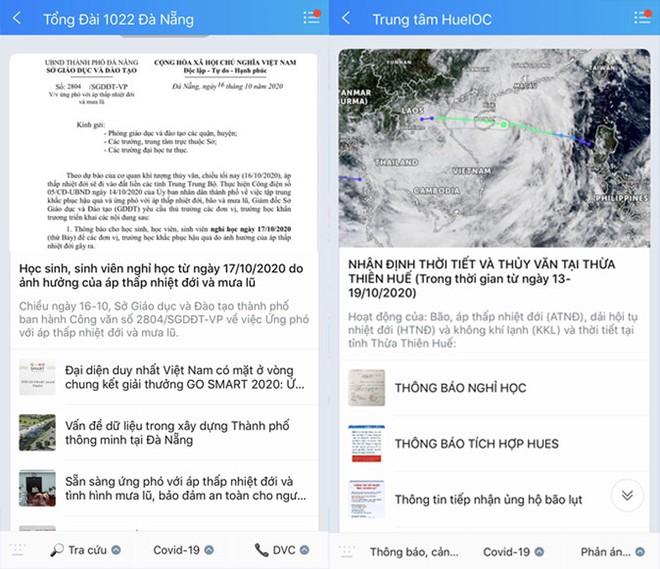 Theo dõi thông tin khẩn về tình hình mưa lũ từ Tổng cục Phòng chống thiên tai trên Zalo ảnh 3