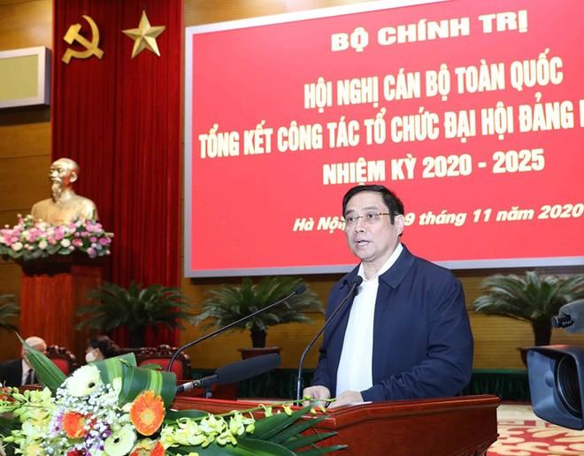Tổng Bí thư, Chủ tịch nước chủ trì Hội nghị cán bộ toàn quốc ảnh 10