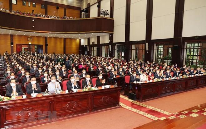Tổng Bí thư, Chủ tịch nước chủ trì Hội nghị cán bộ toàn quốc ảnh 4