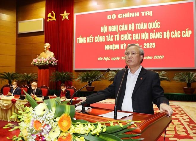 Tổng Bí thư, Chủ tịch nước chủ trì Hội nghị cán bộ toàn quốc ảnh 5