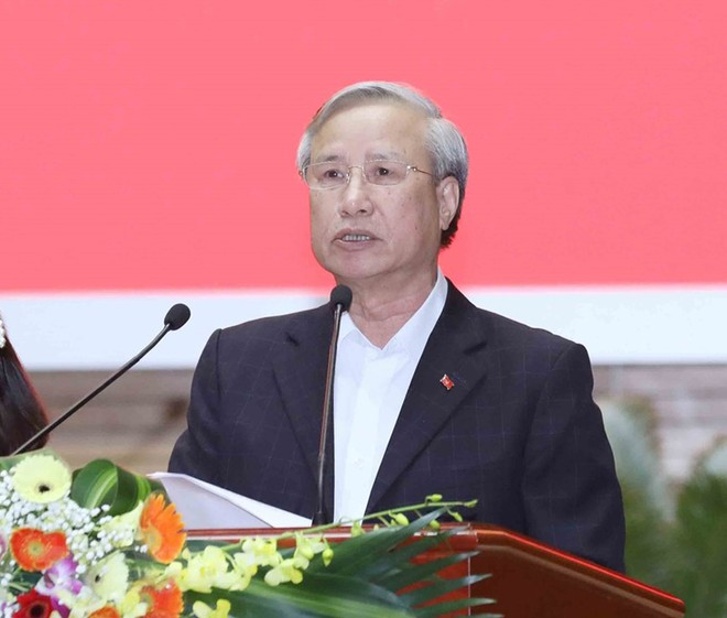 Tổng Bí thư, Chủ tịch nước chủ trì Hội nghị cán bộ toàn quốc ảnh 6