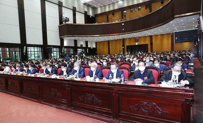 Tổng Bí thư, Chủ tịch nước chủ trì Hội nghị cán bộ toàn quốc ảnh 8