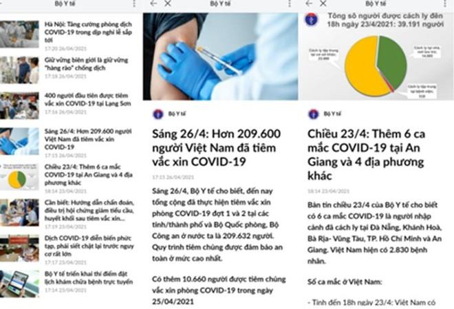 Bộ Y tế và nhiều địa phương khuyến cáo phòng, chống dịch Covid-19 trong dịp lễ ảnh 1