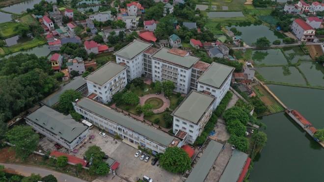 Cận cảnh Trung tâm Hồi sức tích cực điều trị Covid-19 hiện đại nhất miền Bắc tại Bắc Giang ảnh 1