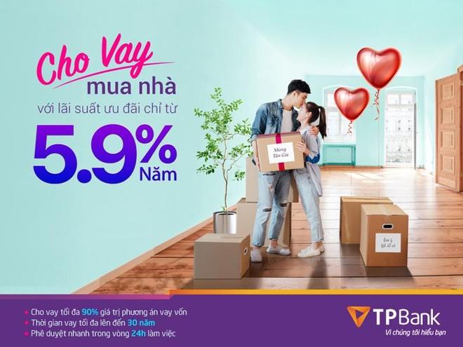 Cơ hội vay mua nhà với lãi suất thấp nhất từ trước đến nay ảnh 1