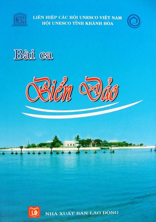 Sách nhạc về biển đảo Việt Nam ảnh 1