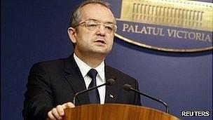 Thủ tướng Romania từ chức ảnh 1
