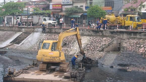 Bác bỏ đề xuất cống hóa sông Kim Ngưu ảnh 1