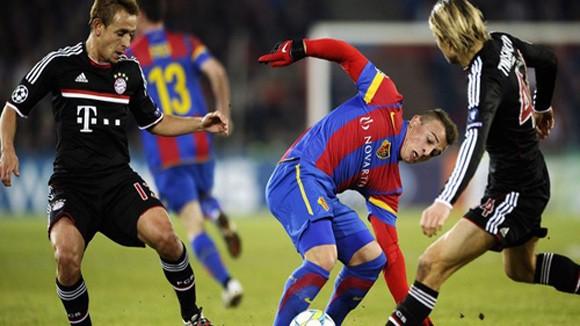 Bất ngờ Basel ảnh 1