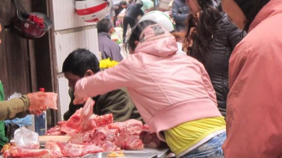 Thịt siêu nạc ra Hà Nội ảnh 1
