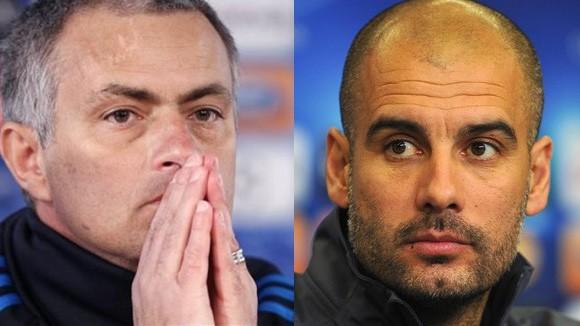 Guardiola và Mourinho lọt vào tầm ngắm HLV ĐT Anh ảnh 1