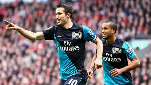 Arsenal: Không còn non dạ ảnh 1