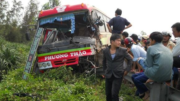 Gia tăng TNGT nghiêm trọng: Xe khách đứng đầu bảng gây tai nạn ảnh 1